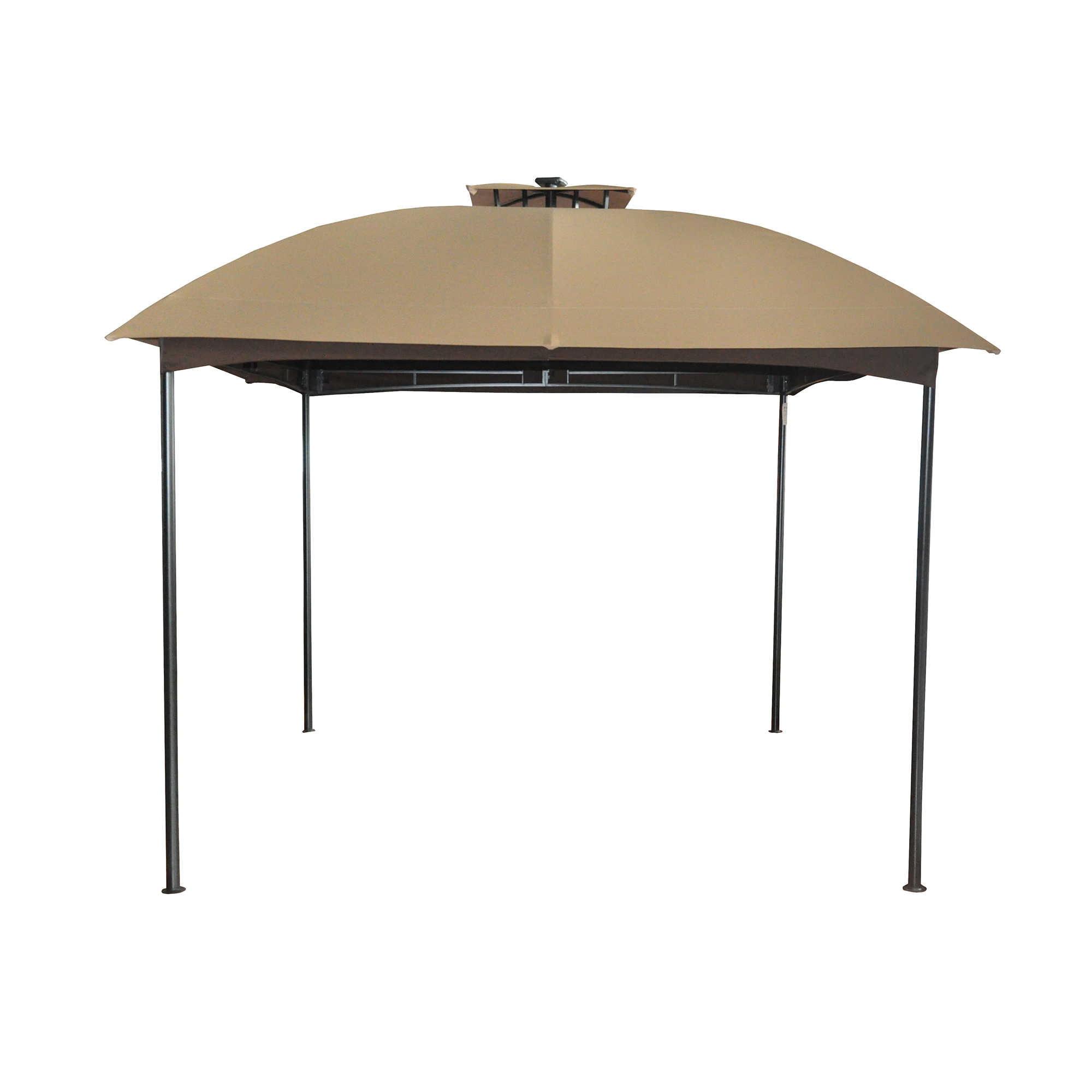 Admirable Garden Winds Replacement Canopy For The Bbb Solar Gazebo Riplock 350 Walmart Com Ibusinesslaw Wood Chair Design Ideas Ibusinesslaworg