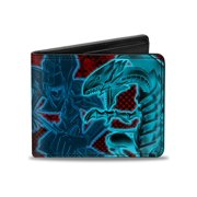 Yu-Gi-Oh Animated Series Card Game TV Show Duel Monsters Bi-Fold Wallet