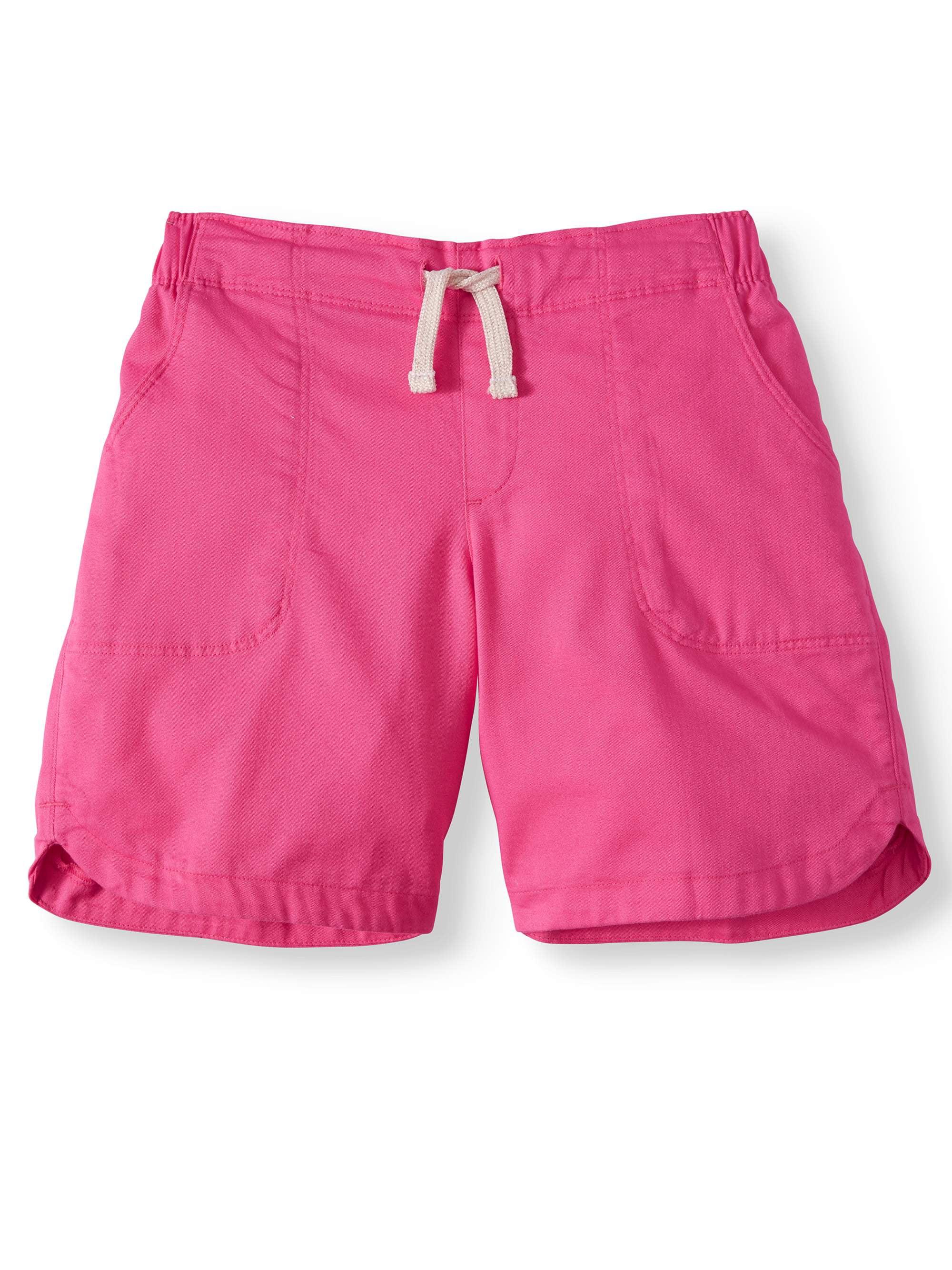 Pull-on Bermuda Short (Little Girls, Big Girls & Big Girls Plus)