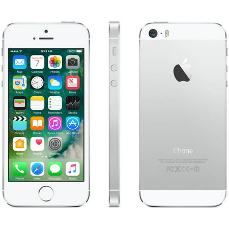 straight talk prepaid apple iphone 5s 16gb cdma smartphone refurbished. Black Bedroom Furniture Sets. Home Design Ideas