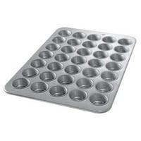 CHICAGO METALLIC 45575 Cupcake/Muffin Pan,35 Moulds