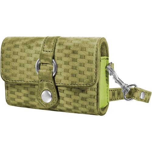 FUJIFILM 600012054 Woven Flap Case (Grass Green)