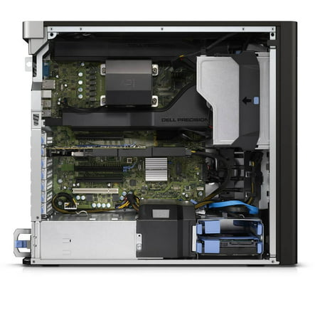 Refurbished Dell Precision 5810 AutoCAD E5-1630 V4 4 Cores 3.7Ghz 64GB 250GB SSD 2TB K2200 Win 10 - image 3 of 3