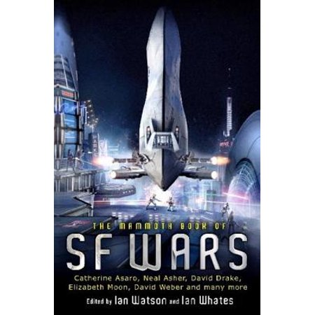 The Mammoth Book of SF Wars - eBook
