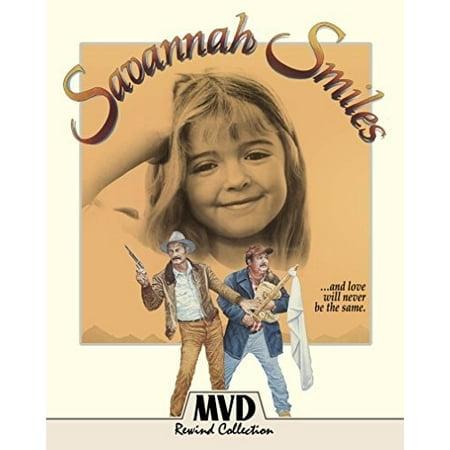 Savannah Smiles (Blu-ray + DVD)