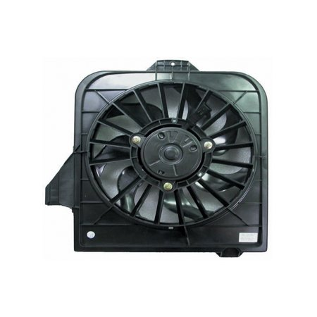 Replacement Depo 334-55015-102 Cooling Fan For Voyager Town & Country  Caravan