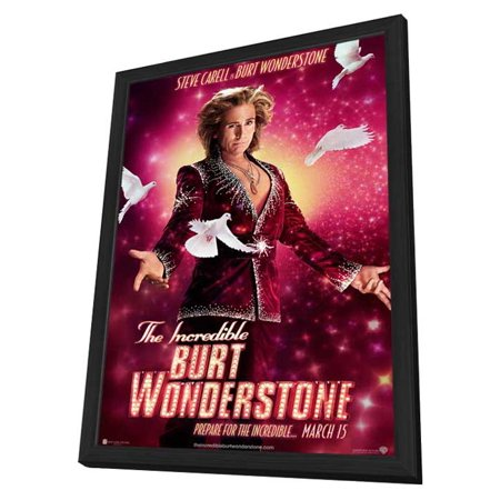 The Incredible Burt Wonderstone  2013  11X17 Framed Movie Poster
