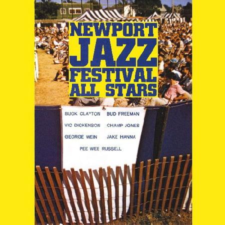 La Jazz Festival - Newport Jazz Festival All Stars Thirty Days Out
