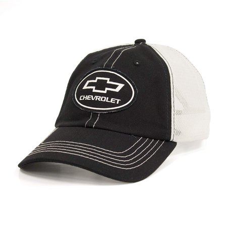 Tee Luv Chevy Logo Hat - Chevrolet Bowtie Patch Trucker Hat](Chef's Hat)
