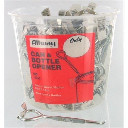 Allway Tools CBO100 100 Count Can & Bottle Opener - image 1 of 1