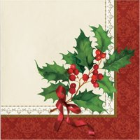 Holiday Traditions Lunch Paper Napkins, 16 Ct per package