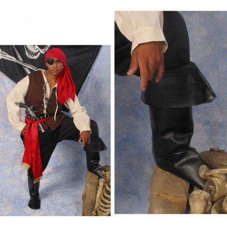 Shoes -Musketeer Boot Spats