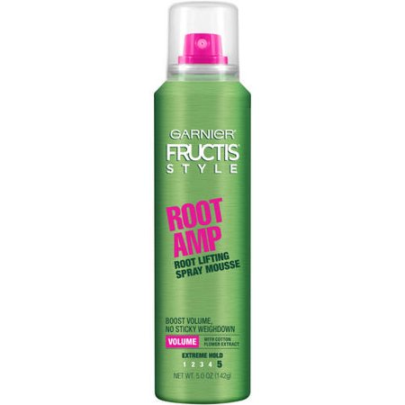 Style Root Lifter - Garnier Fructis Style Root Amp Root Lifting Spray Mousse 5 OZ