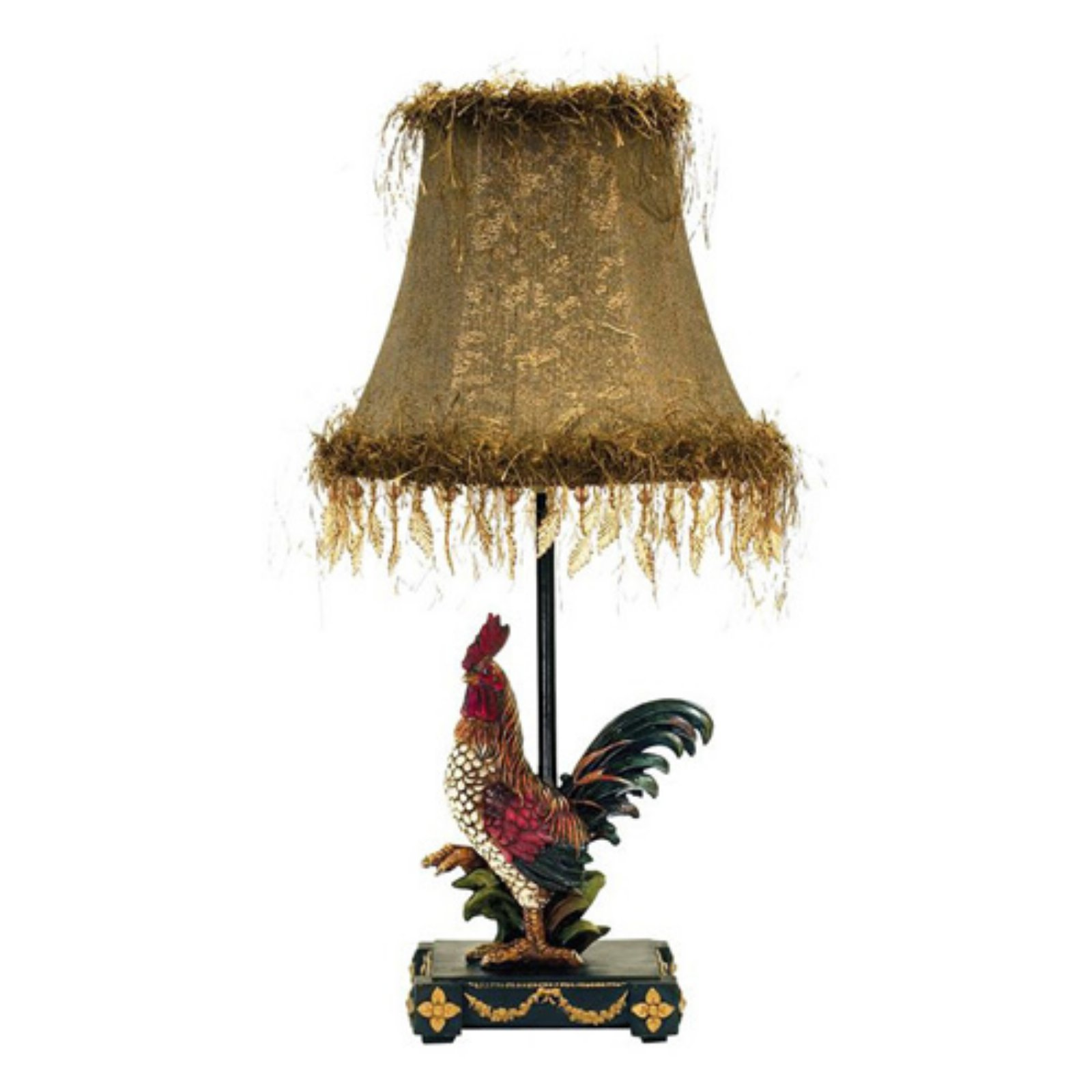 Dimond Lighting Petite Rooster Lamp