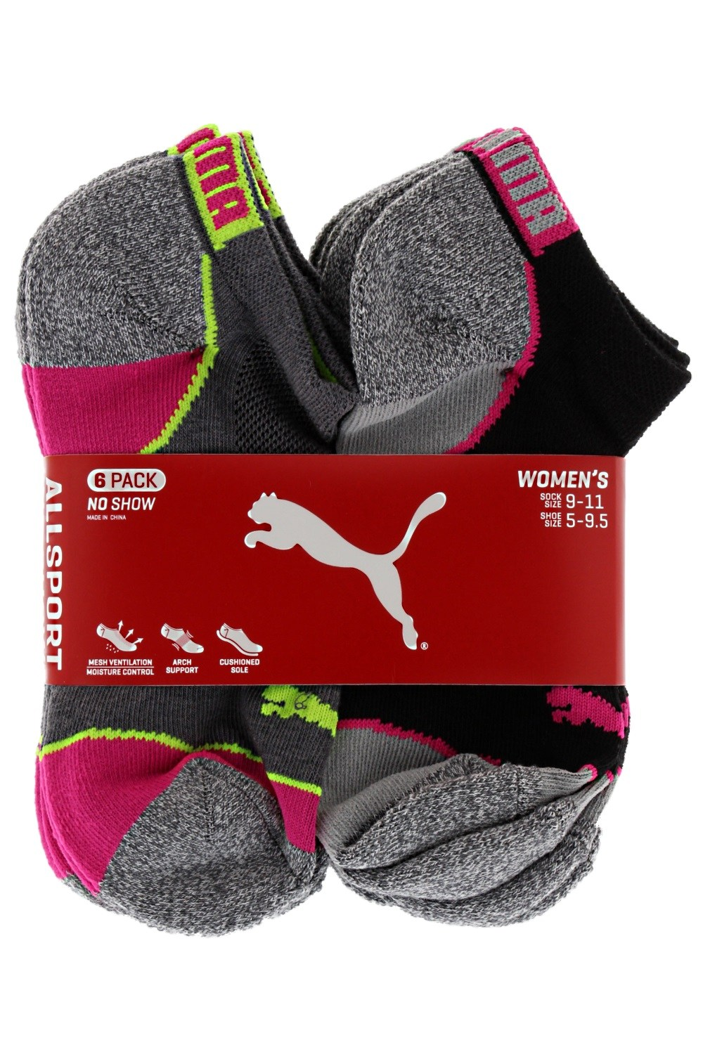 puma womens socks