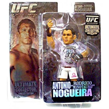 Round 5 UFC Ultimate Collector Series 3 LIMITED EDITION Action Figure Antonio Rodrigo Minotauro