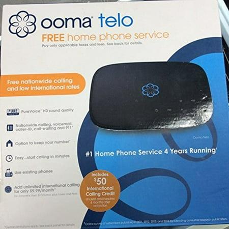 Ooma 811008020279ht Telo Walmart
