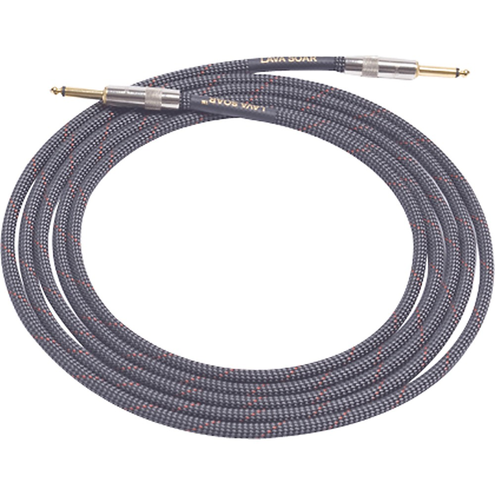 Lava Soar Straight to Straight Braided Instrument Cable 15 ft.