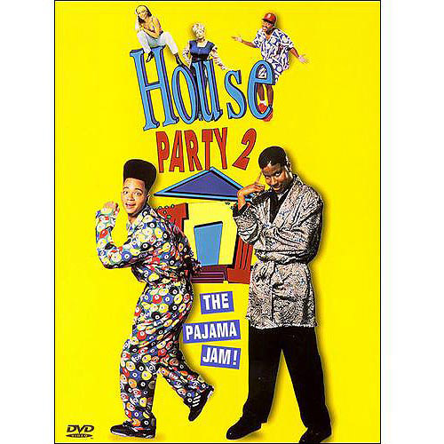 House Party 2: The Pajama Jam! (Full Frame, Widescreen)