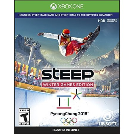 Steep Winter Games Edition, Ubisoft, Xbox One, 887256033057