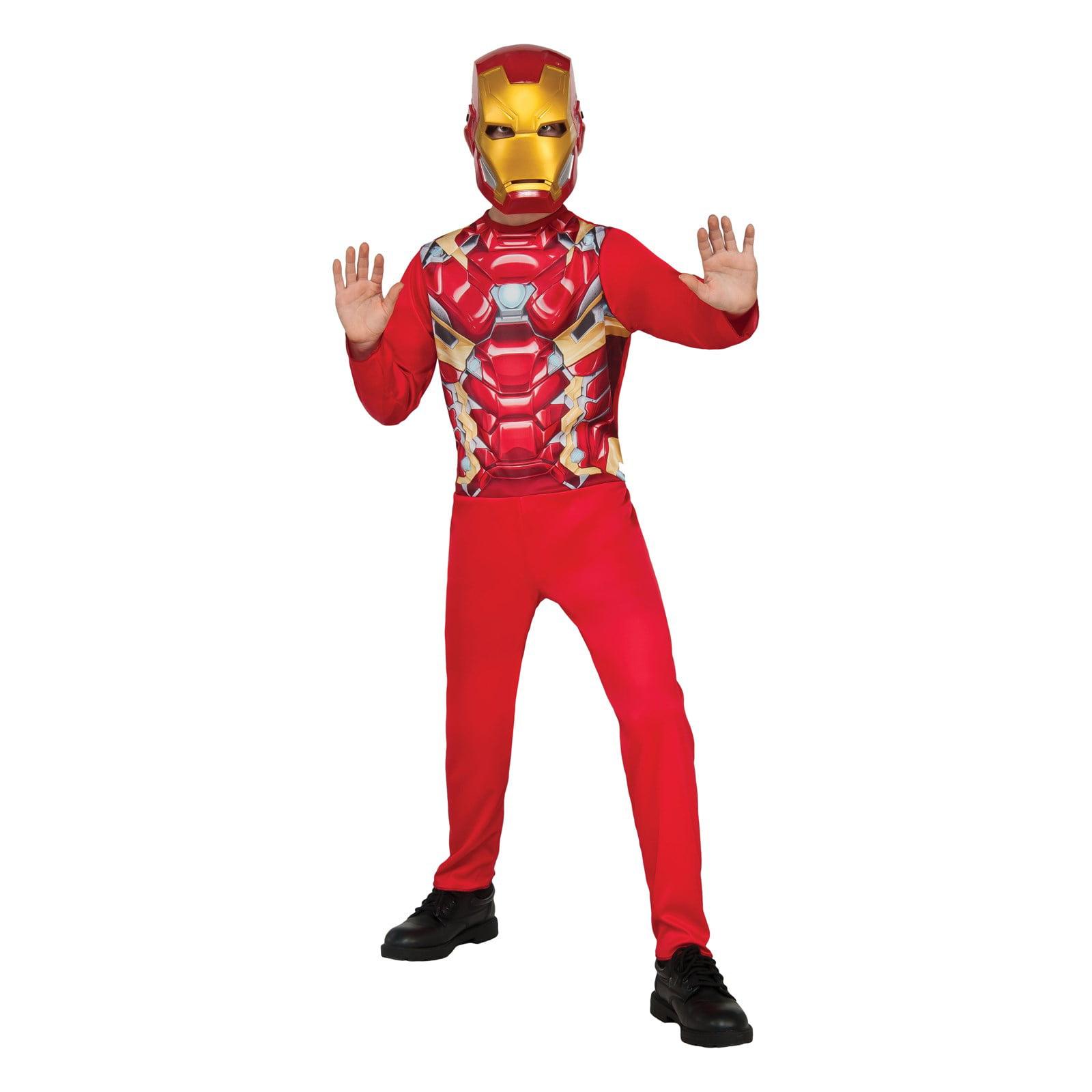 Captain America: Civil War Iron Man Costume for Kids