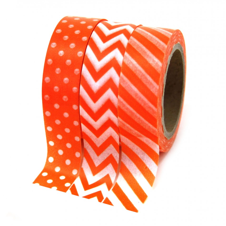 Dress My Cupcake Party Collection Washi Paper Tape
