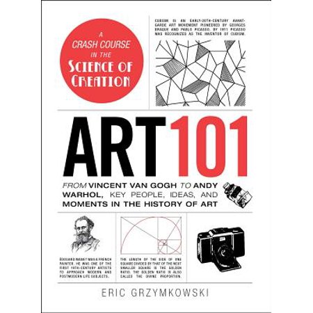 Art 101 : From Vincent van Gogh to Andy Warhol, Key People, Ideas, and Moments in the History of Art