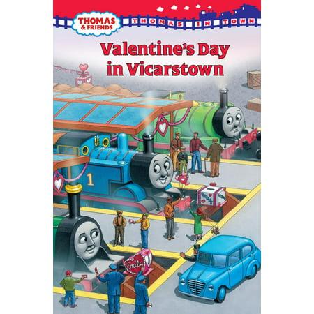Thomas in Town: Valentine's Day in Vicarstown (Thomas & Friends) - Valentine Diys
