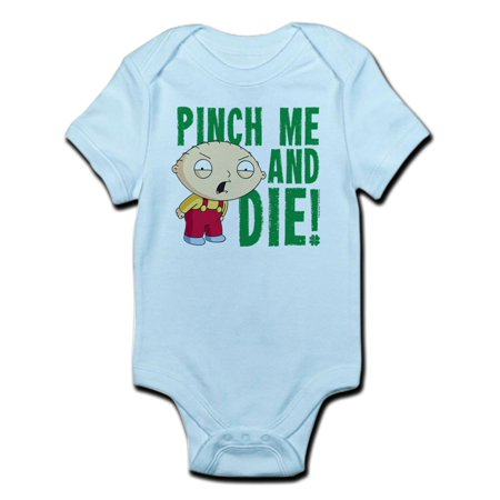 CafePress - Family Guy Pinch Me Light Body Suit - Baby Light Bodysuit](Suits Guys)
