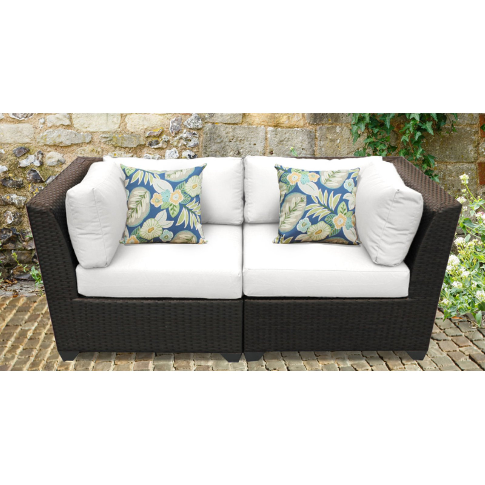 TK Classics Barbados 02A Outdoor Sofa