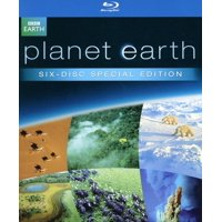 Planet Earth (Six-Disc Special Edition) (Blu-ray)
