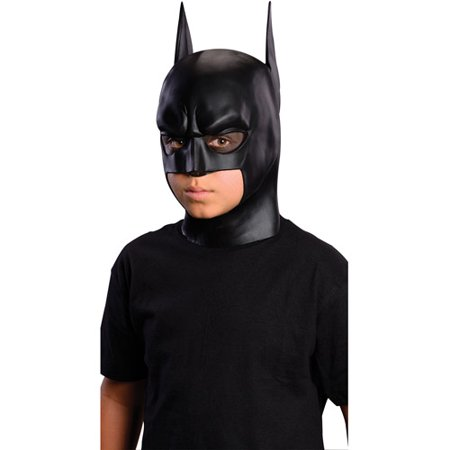 Batman Full Mask Child Halloween Accessory (Full Batman Mask)