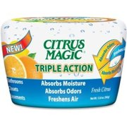 Citrus Magic Triple Action - 12.80 Oz - Fresh Citrus (bmt-618372454)