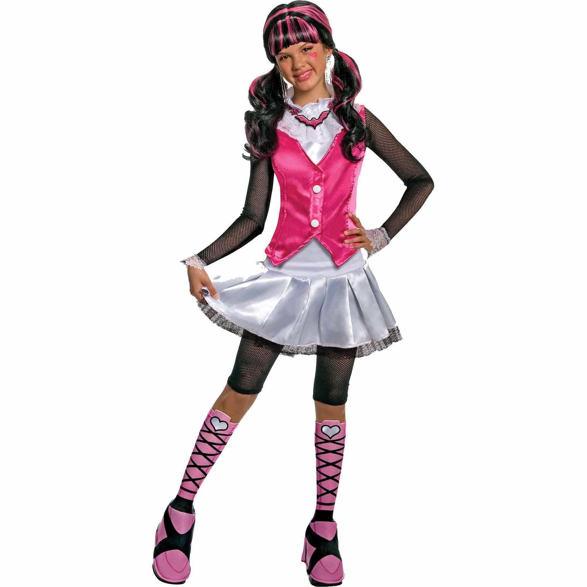 Monster High Draculaura Deluxe Child Halloween Costume