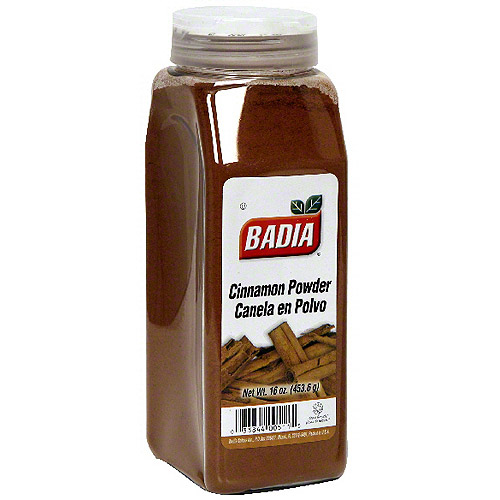 Badia Cinnamon Powder, 16 oz (Pack of 6)