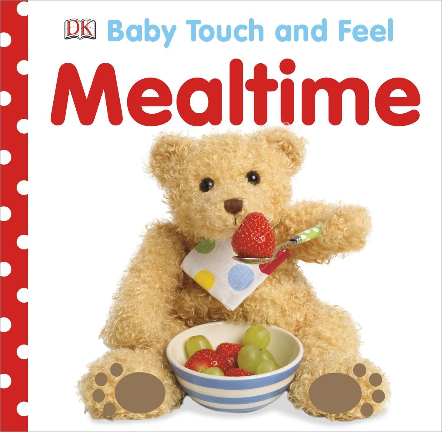 Mealtime (Board Book)