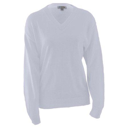 - Edwards 565 Unisex V-Neck Sweater