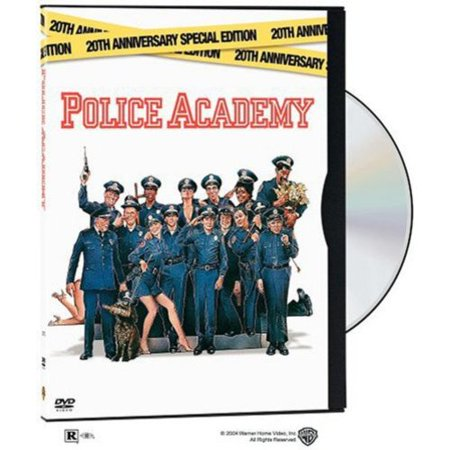 Police Academy  20Th Anniversary Edition   Widescreen  Anniversary