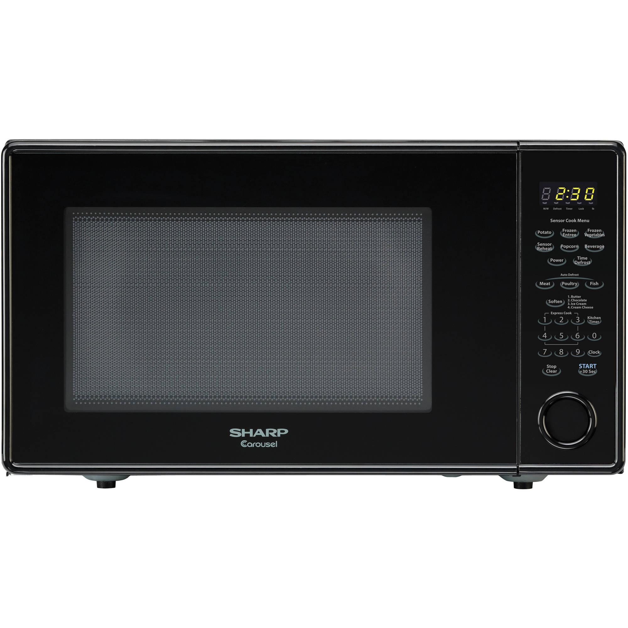 Sharp ZR559YK 1.8 Cu Ft Microwave, Black