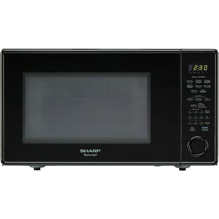 Sharp ZR559YK 1.8 Cu Ft Microwave, Black