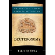 Deuteronomy (Brazos Theological Commentary on the Bible) - eBook