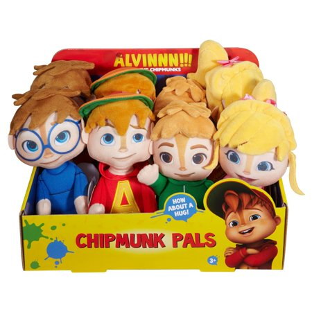 Image of Alvin and the Chipmunks Chipmunk Pals