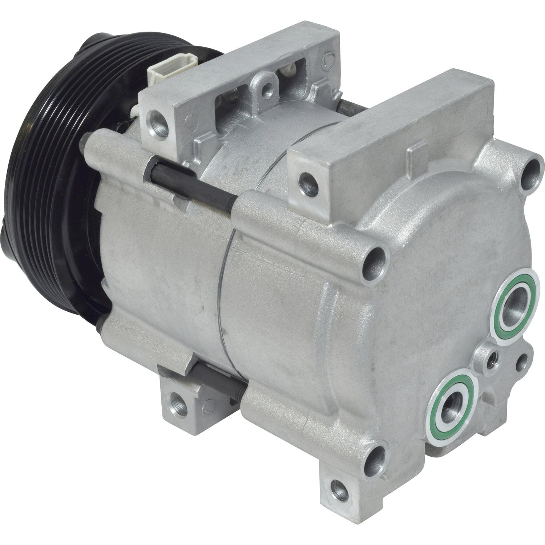 New UAC CO 4785C A/C Compressor -- SD7H15 Compressor Assembly