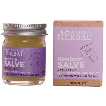 Ora's Amazing Herbal Newborn Salve 1 - Diapering Salve