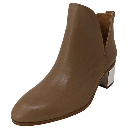 Franco Sarto Women's Reeve Oak High-Top Suede Boot - 6M