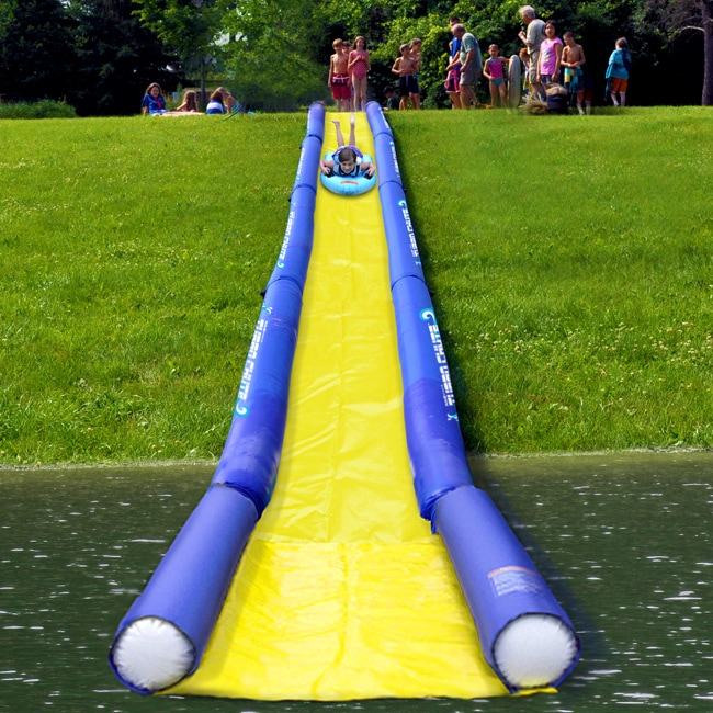 Rave Sports Turbo Chute Waterslide Lake Package by Overstock
