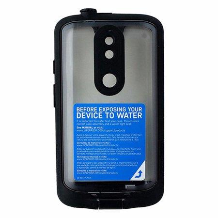 the best attitude d761c d3bda LifeProof FRE Series Waterproof Case for Motorola Droid Turbo 2 - Black