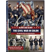 Blood And Glory: The Civil War In Color (DVD + Digital HD) (With INSTAWATCH) by Lions Gate