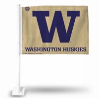 Washington Car Flag