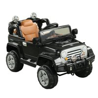 Aosom 12V Kids Electric Battery Ride On Toy Off Road Car Truck Deals